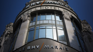 Le BHV-Marais à Paris