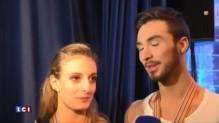 """Patinage artistique : Papadakis et Cizeron champions d'Europe, """"c'est une immense fierté"""""""