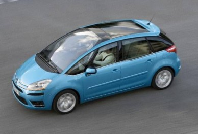 Photo 1 : C4 PICASSO LEADER - 2007