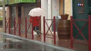 Pluies intenses sur les Pyrénées-Orientales et l'Aude