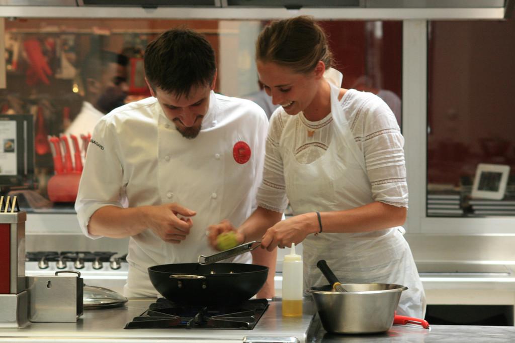 L 39 atelier des chefs masterchef mytf1 - Concours cuisine amateur ...
