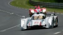 Audi 24h Mans essais 2012