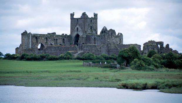 Dunbrody Abbey, Waterford, Ireland