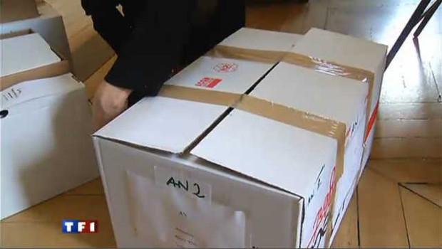 Gouvernement : la valse des cartons de déménagement