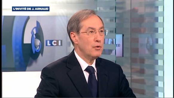 """Guéant : Hollande a parlé uniquement à la """"France de gauche"""""""