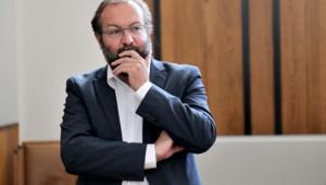 L'ex-maire d'Hénin-Beaumont Gérard Dalongeville