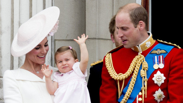 Princesse Charlotte Kate Middleton Prince William