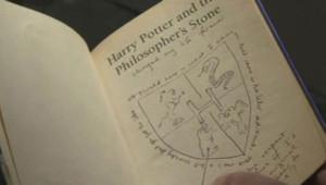 """Une première édition de """"Harry Potter à l'école des sorciers"""" a été adjugée à 176.000 euros le 21 mai 2013 à Londres."""