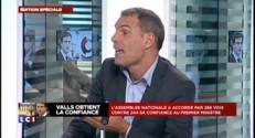 """Vote de confiance : """"C'est tenable mais pas confortable"""", analyse Renaud Pila"""