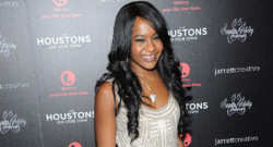 Bobbi Kristina Brown en octobre 2012 à New York