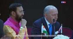 COP21 : dernière étape du marathon diplomatique pour Laurent Fabius