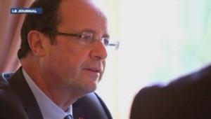 François Hollande fête ses 60 ans