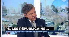 """Les Républicains : Hollande """"regarde avec intérêt la difficulté de Sarkozy à rassembler"""""""