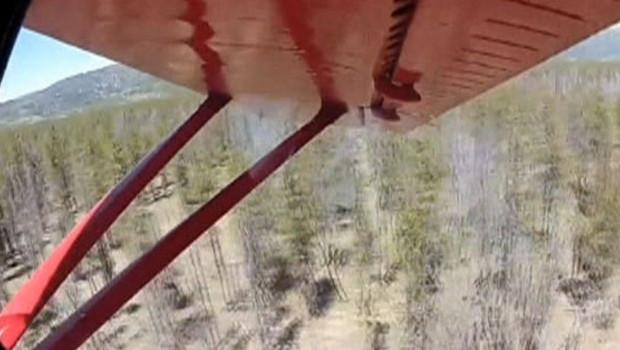 VIDEO : Ils filment le crash de leur avion depuis le cockpit