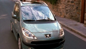 1007 Peugeot monospace