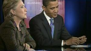 clinton obama debat 26 février