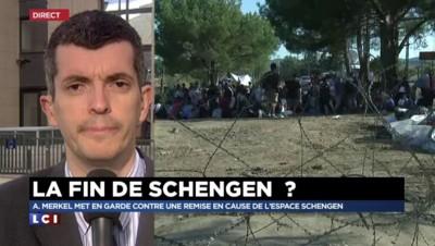 Crise migratoire : l'espace Schengen est-il menacé ?