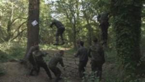 Des blessés de guerre participent à des stages afin de reprendre confiance.