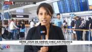 Grève à Air France : 80% des vols sont assurés ce samedi