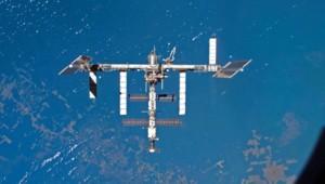 La Station spatiale internationale (ISS) en 2007