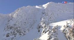 Le 20 heures du 26 janvier 2014 : Attention aux avalanches - 1030.45