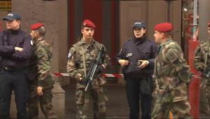 Le 20 heures du 3 février 2015 : Trois militaires agressés à Nice : ce que l%u2019on sait quelques heures après les faits - 631.8151288452148