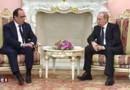 Mistral : pas de décision prise après la rencontre entre Poutine et Hollande