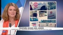 """Trophée Roses des Andes : """"Une semaine connectée"""" pour relever des défis avec les enfants"""