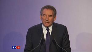 """Bayrou évoque """"la nécessité d'un esprit d'union nationale"""""""