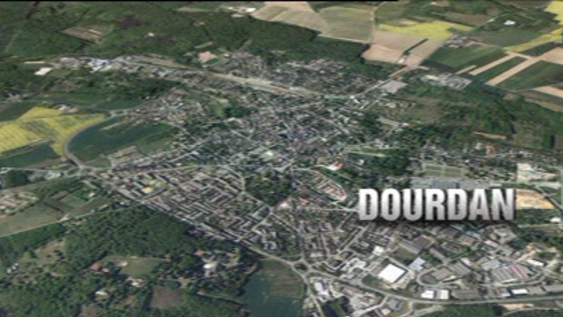 Dourdan, dans l&amp;#039;Essone. 