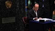 François Hollande onu nations Unies Cop21 climat