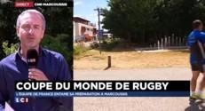 Coupe du monde de rugby : le XV de France débute sa préparation à Marcoussis