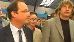 françois hollande bernard thibault congrès de dijon parti socialiste PS CGT