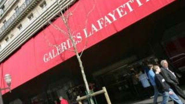 Galeries Lafayette distribution commerce