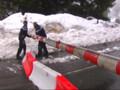 Le 20 heures du 26 février 2015 : Pyrénées: encore cinq départements en alerte orange pluie/inondations - 1.486