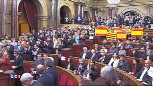 Le Parlement catalan vote la rupture avec l'Espagne