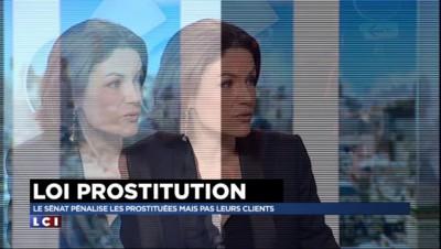 Loi sur la prostitution : retour à un statu quo pour Chantal Jouanno