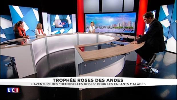 """Trophée Roses des Andes : la course a permis de """"pousser les murs des hôpitaux"""""""