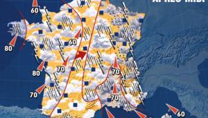 carte meteo 2205