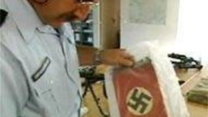 Découverte objets nazis