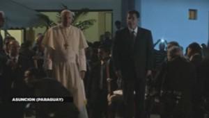 Dernier jour de la tournée du pape en Amérique latine
