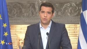 Grèce : Alexis Tsipras démissionne