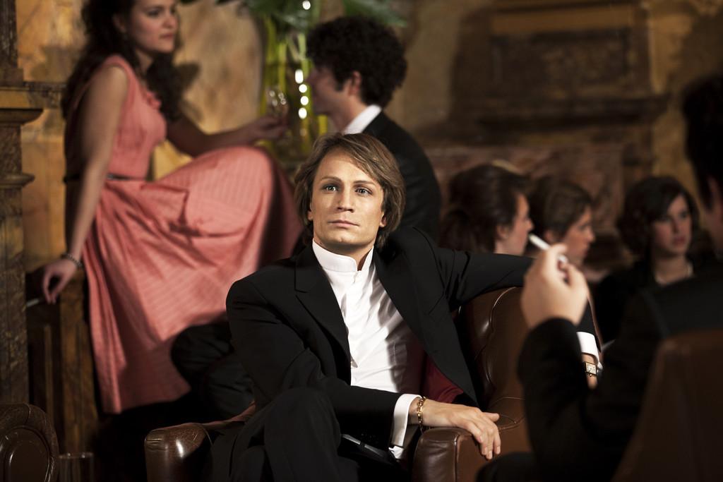 Jérémie Renier est Claude François dans le film Cloclo de Florent Emilio Siri