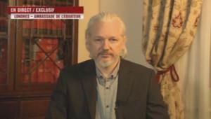 julian assange TF1 24 juin 2015 wikileaks