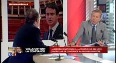 """O. Dassault : """"Le MEDEF n'allait pas d'un seul coup accompagner Valls"""""""
