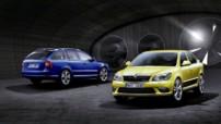 Skoda Octavia RS et Scout restylées : Elles font les yeux doux