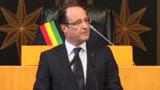 "A Dakar, Hollande dit sa ""confiance en l'avenir"" de l'Afrique"