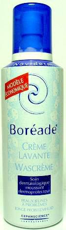 Crème lavante Boréade