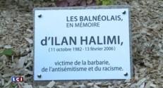 Bagneux : une nouvelle stèle en hommage à Ilan Halimi déposée