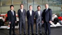 Fernando Alonso et Jenson Button ont été confirmé en tant titulaires chez Mclaren-Honda pour la saison 2015 de Formule 1. Kevin Magnussen sera le troisième pilote.